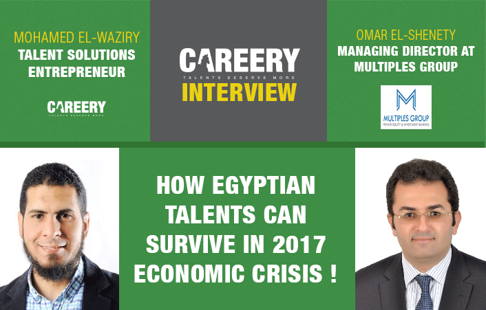An Expert Reveals How Egyptian Talents Can Survive The Economic Crisis in 2017