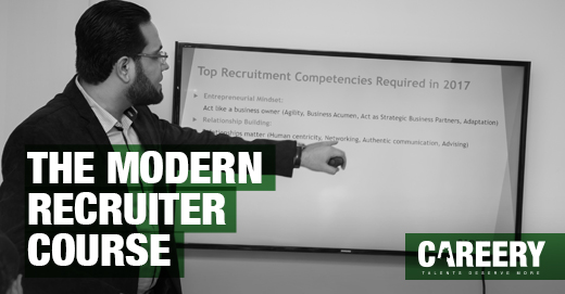 Modern recruitment Vs. Classical recruitment