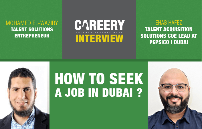 How to Seek a Job in Dubai – Part 1