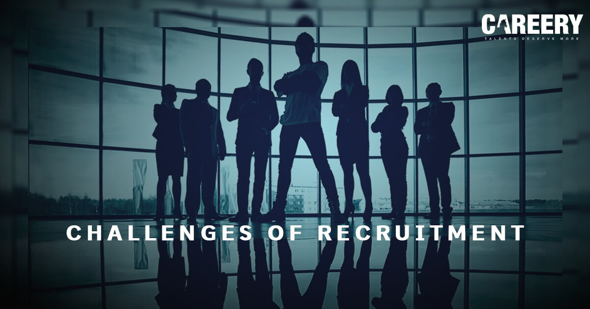 Why recruiters have trouble recruiting!