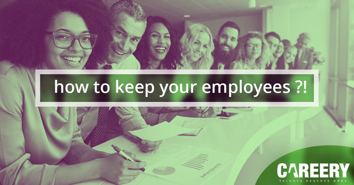 How to keep your employees? (IT ISN'T WHAT YOU THINK!)