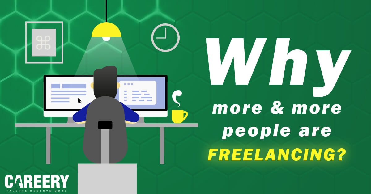 Why are my employees freelancing?